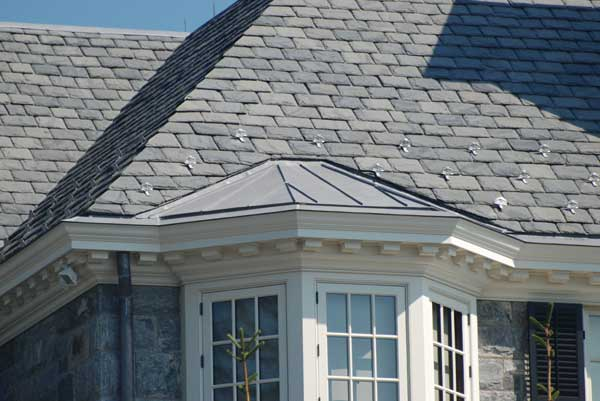 Is Slate Roofing The Right Choice For Your Home? | Roofing Specialists | Farifield County | Landmark Exterior