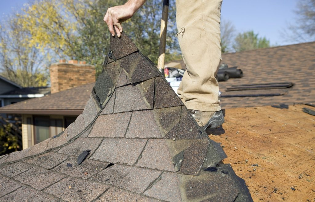 Ways You're Harming Your Roof | Roofing Companies Greenwich