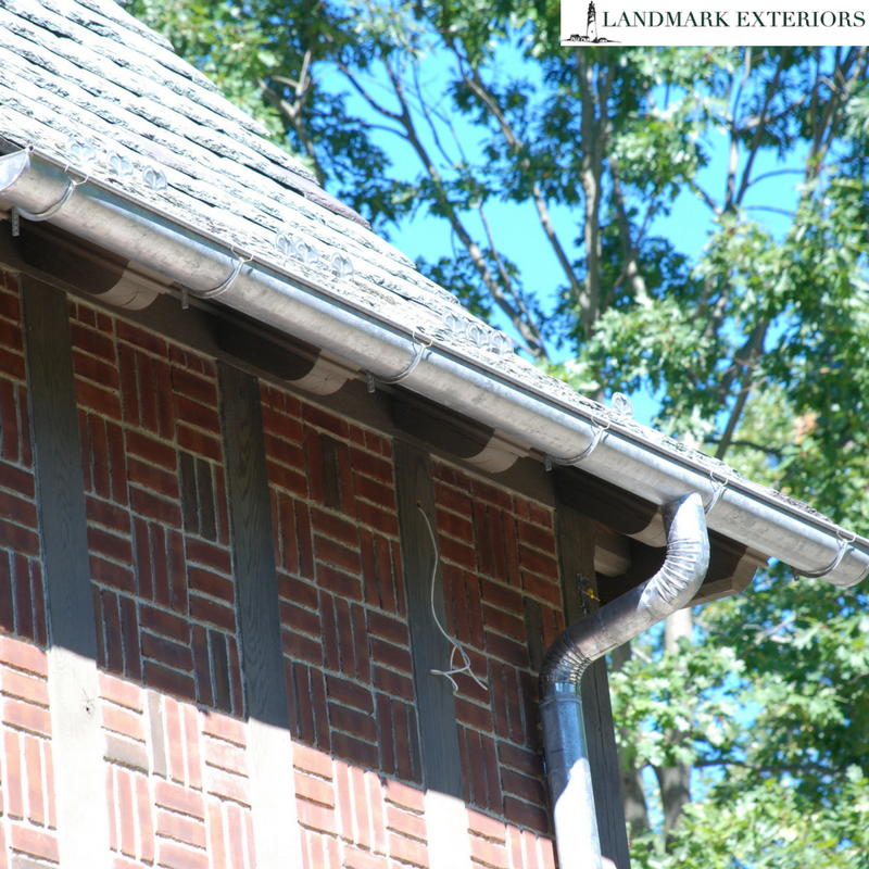 The Benefits Of Lead Coated Gutter And Roofing | Roofing Specialists | CT | Landmark Exteriors
