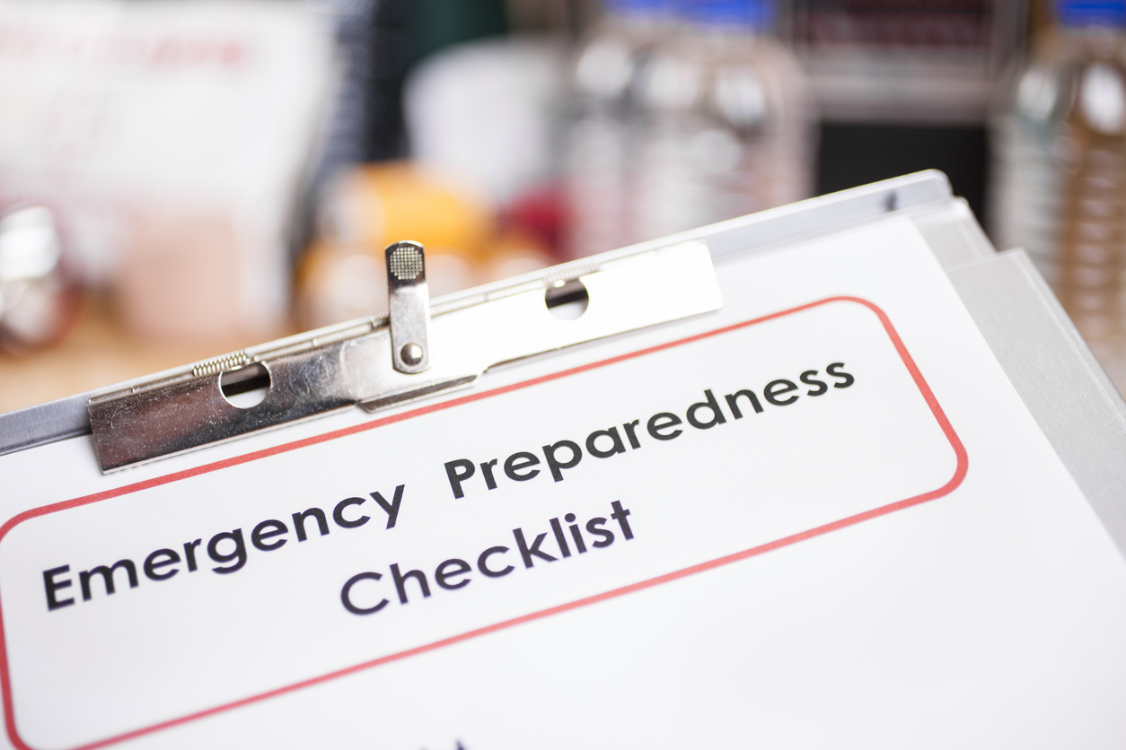 emergency hurricane checklist