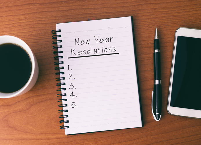6 New Year's Resolutions for Homeowners