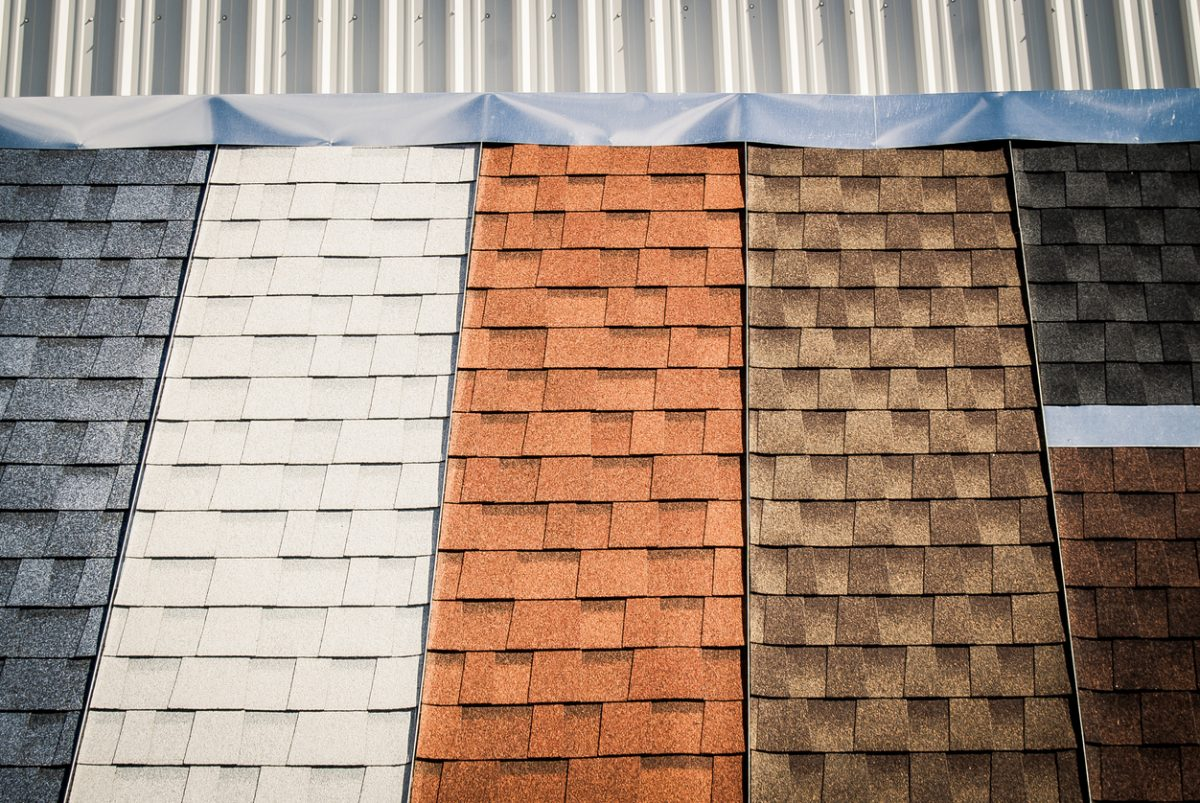 Choosing the Color of Roofing Shingles
