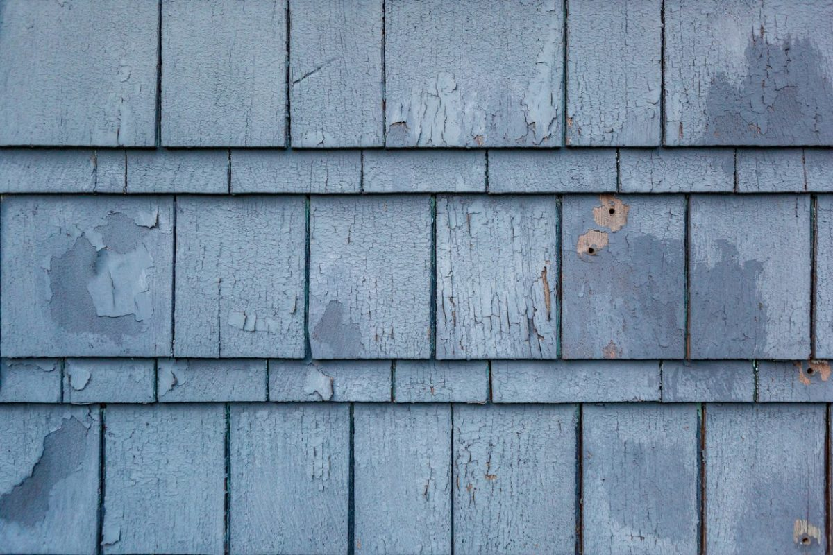 Signs of Winter Siding Damage