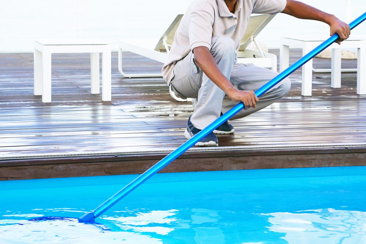 How to Properly Clean Your Inground Pool