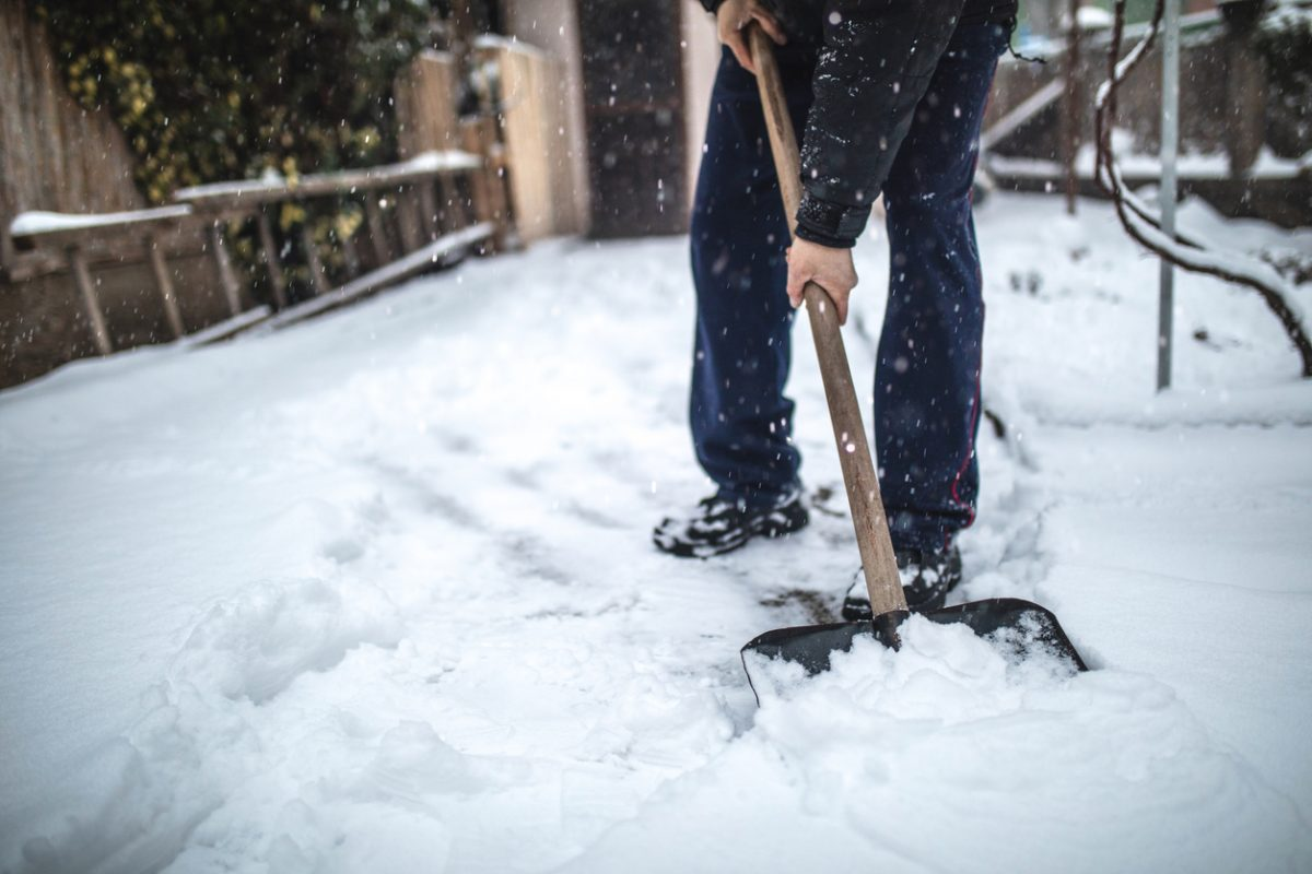 Tips for Safe Snow Shoveling