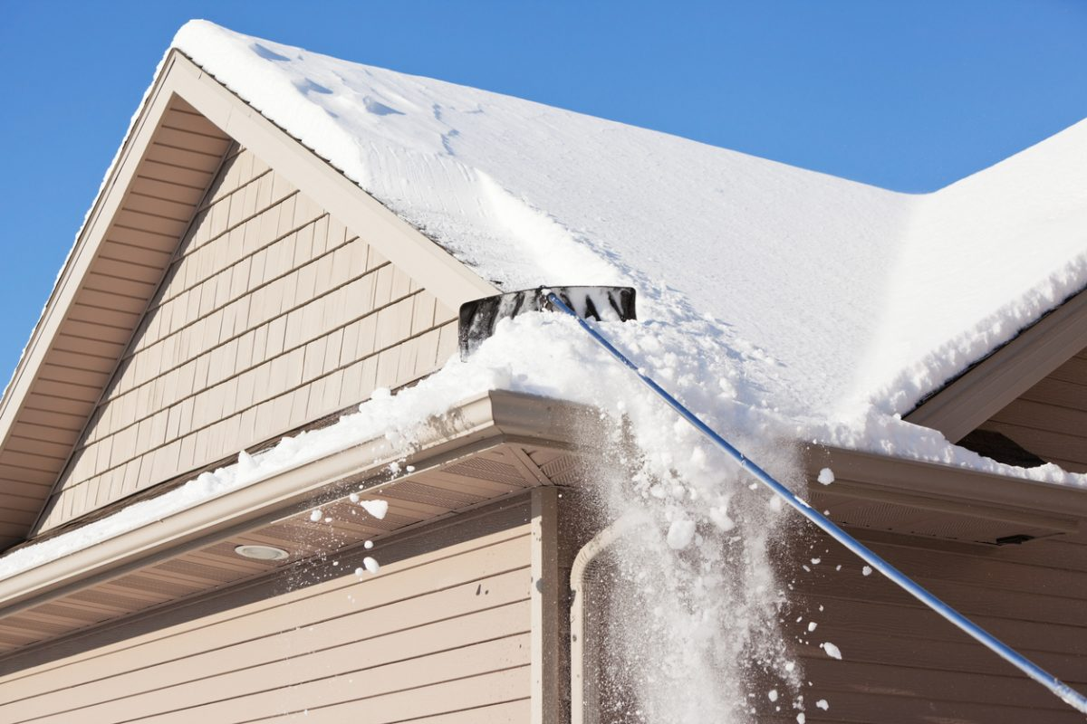 How Ice And Snow Affects Your Roof