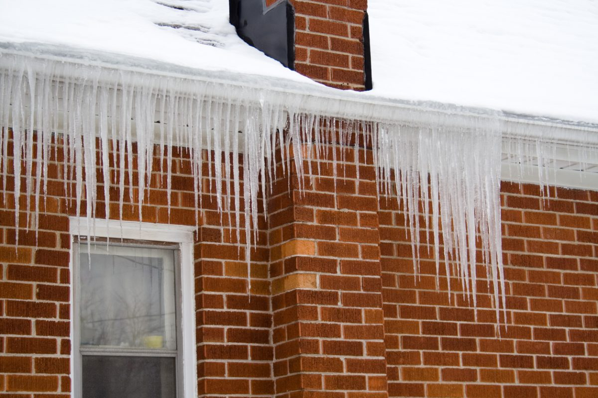 What Are Ice Dams And How To Fix Them