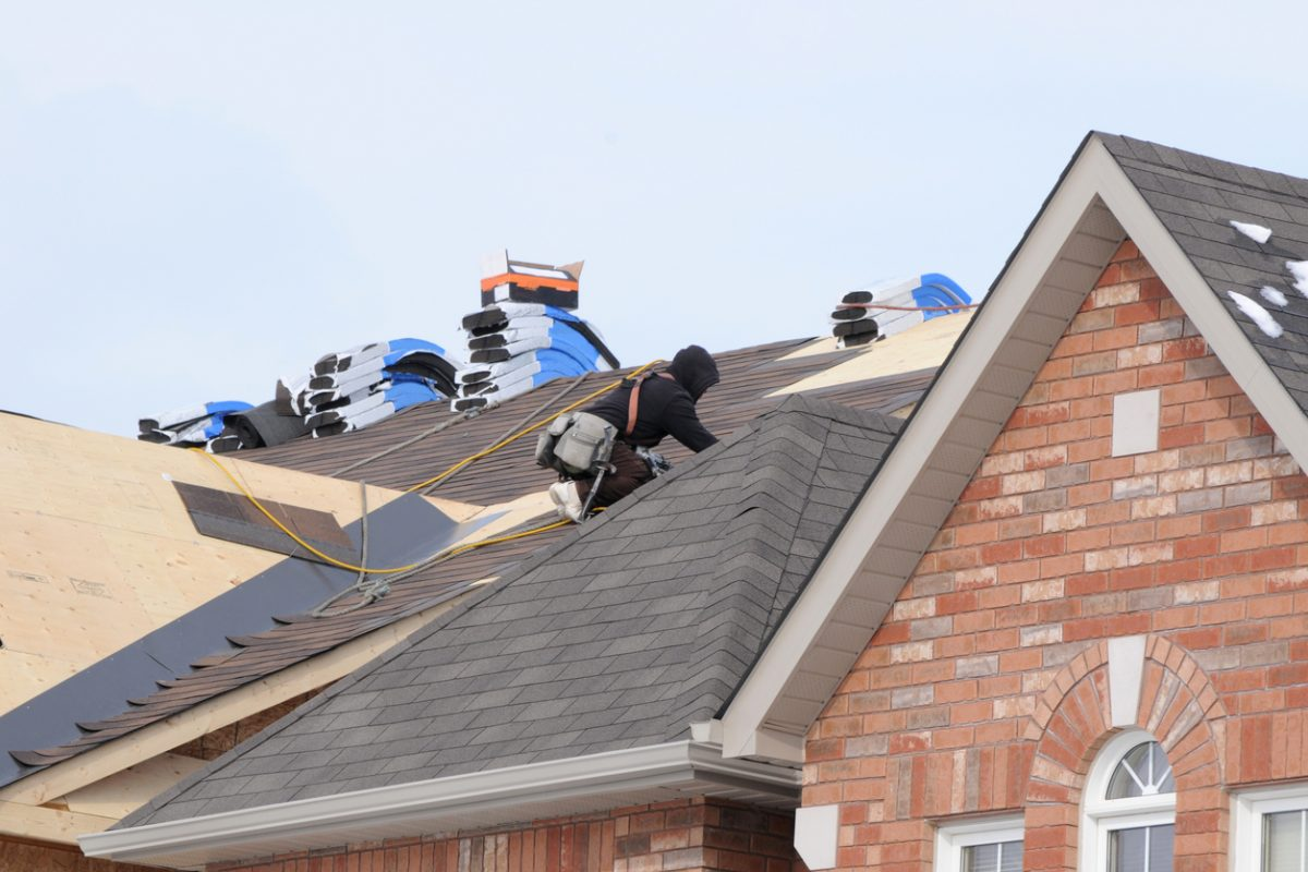 Can A Roof Be Repaired During Winter?