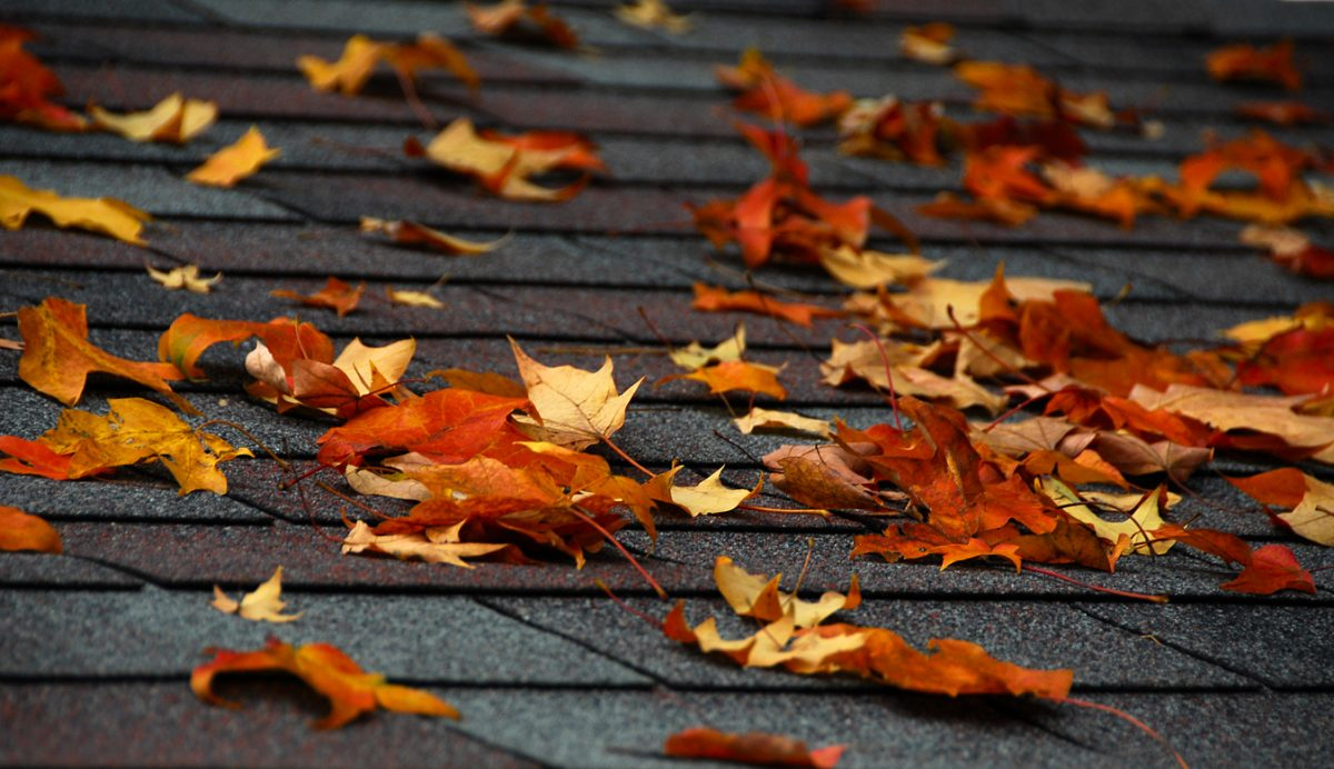 Fall Roofing Maintenance Checklist