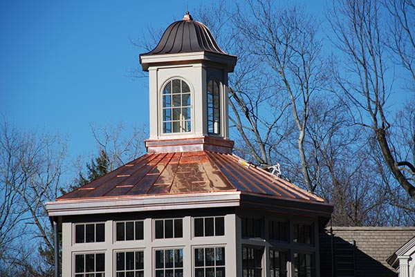 Copper & Metal Roof Installers Fairfield County | Darien | Greenwich